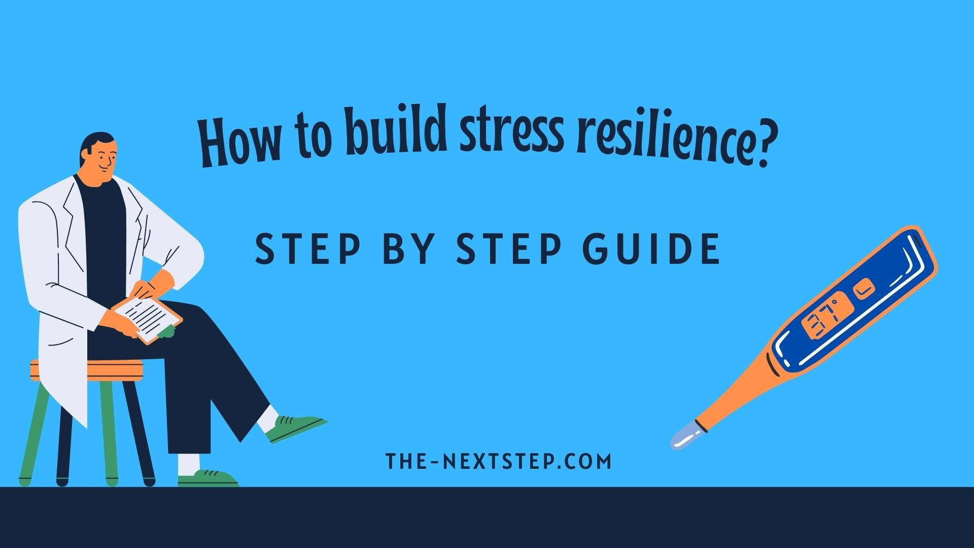 Building stress resilience
