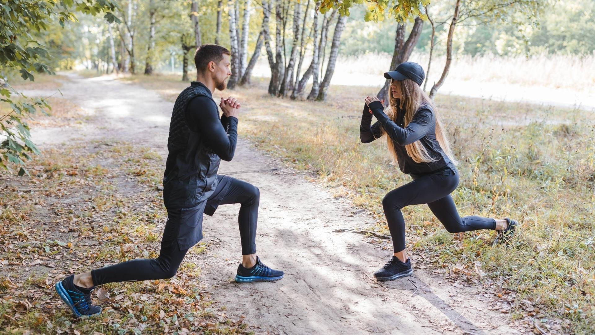 couple exercise